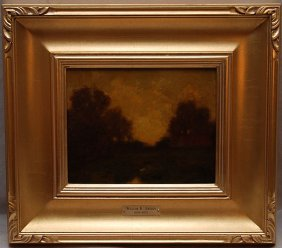 WILLIAM K. AMSDEN, American 1850-1933, �Impressioni
