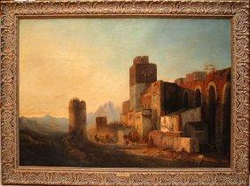 JACQUES FRANCOIS CARABAIN, Belgian 1834-1892, �Une