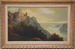 158 Paul Ritter AMERICANGERMAN 18291907 oil on re