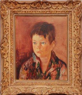 2: Luigi Corbellini (ITALIAN, 1901-1968), oil on canvas