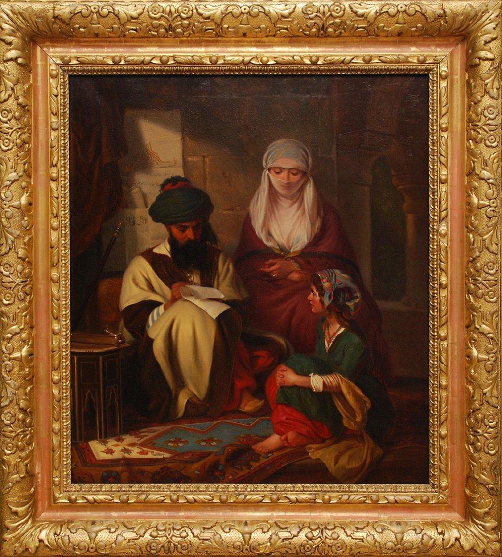 Vasili Fedorovich (George Wilhelm) Timm (RUSSIAN, 1820-