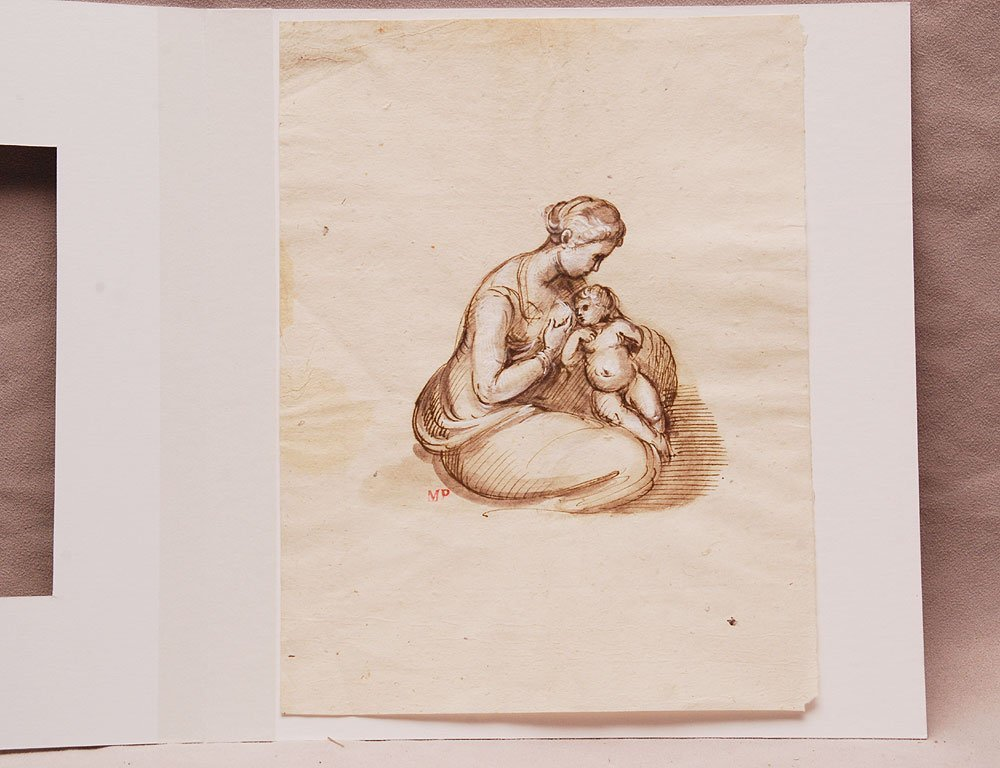 Attributed to Andrea Appiani (1754-1817), Mother and Ch