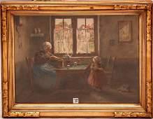 Thomas Raphael Congdon AMERICAN 18591917 PastelWat