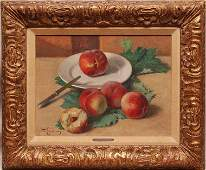 Pair Paintings sold together: Vittorio Gussoni (Italy