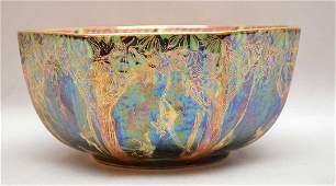 Wedgwood Fairyland Luster Porcelain Bowl. Condition: