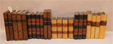 (4) Volumes Goldoni Commedie, (4) Volumes Italian, (7)