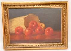 Albert F King (American 1854 - 1945) oil on canvas,