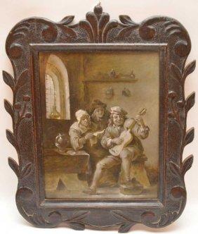 Attributed To David Teniers Ii (flemish 1610-1690)