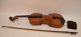 Antique Violin By Craig's Quality Violin's Dated 1899
