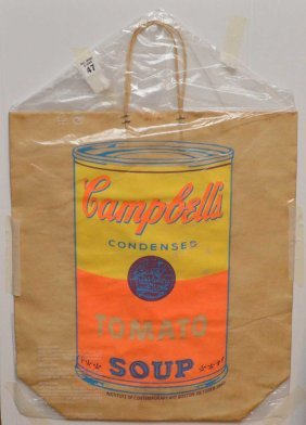 """Andy Warhol (american, 1928-1987), """"""""campbell's Soup"""