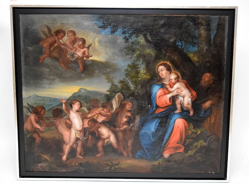 School of Peter Paul Rubens (Flemish, 1577-1640)