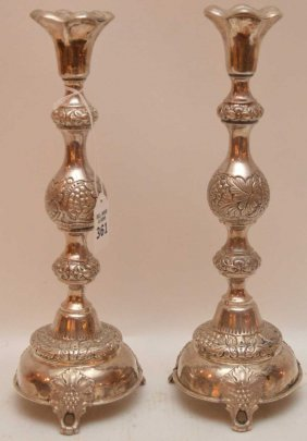 "Russian Candlesticks, """"84"""", 20ozt"