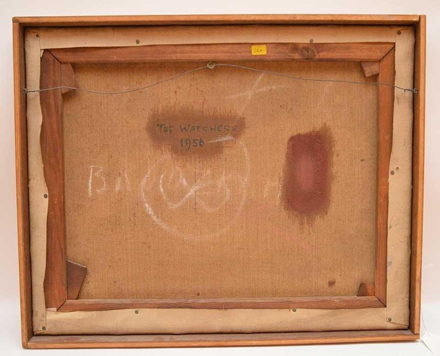Horace Asher Brodzky (AUSTRALIAN, 1885-1969) oil on - 4