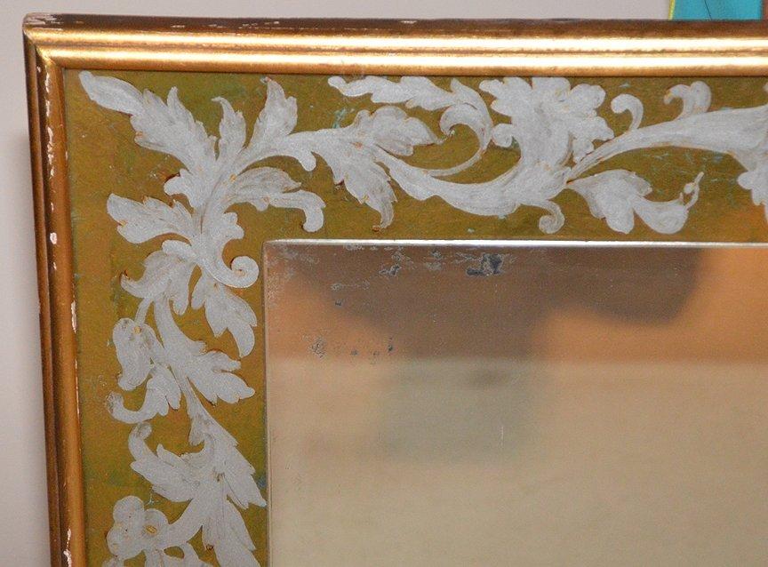 "Venetian mirror, circa 1940, 39"" x 27"" - 2"