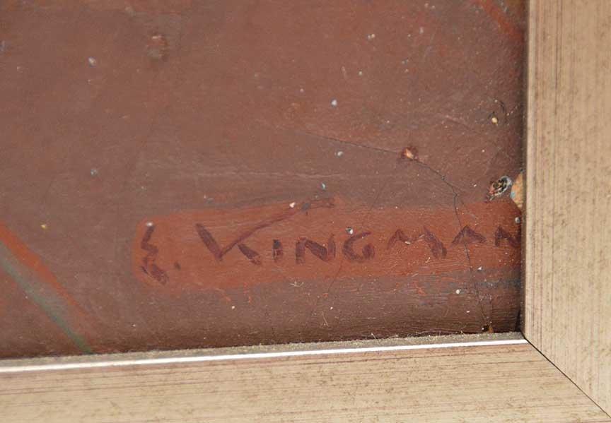 Eduardo Kingman (1913 - 1994) active/lived in United - 5