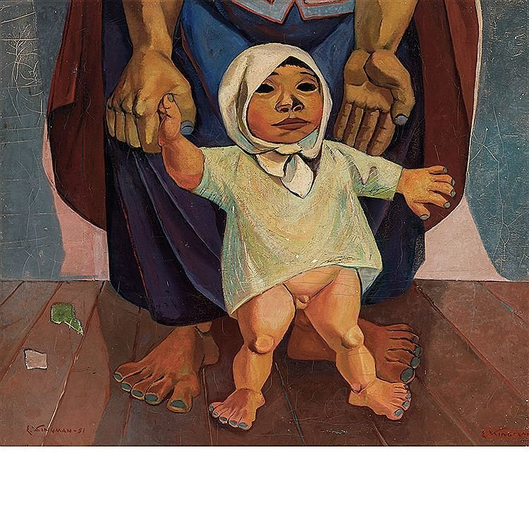 Eduardo Kingman (1913 - 1994) active/lived in United - 8