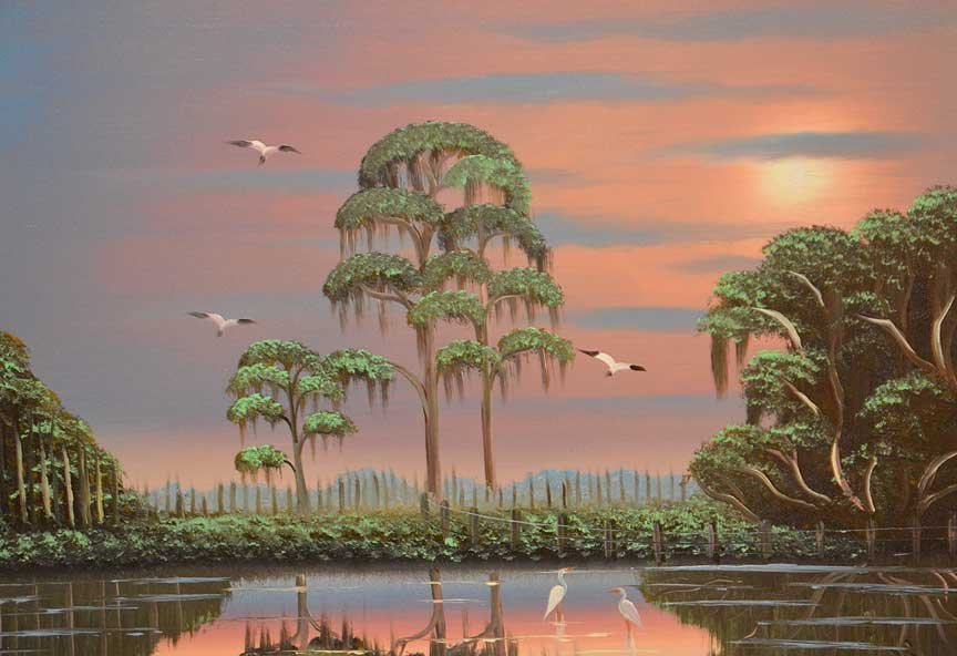 "Albert ""Al"" Black (American, b.1946), Florida - 2"