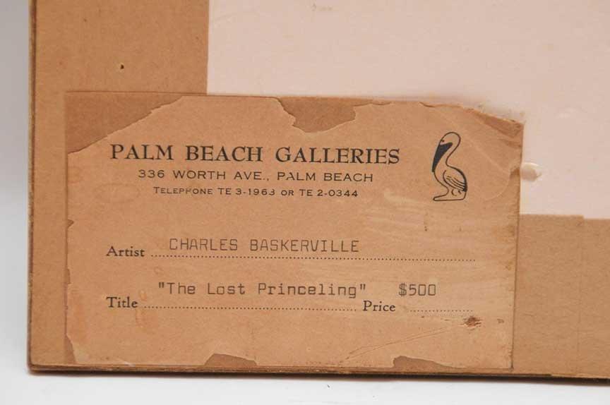 Charles Baskerville Jr (American 1896 - 1994) Jungle - 6