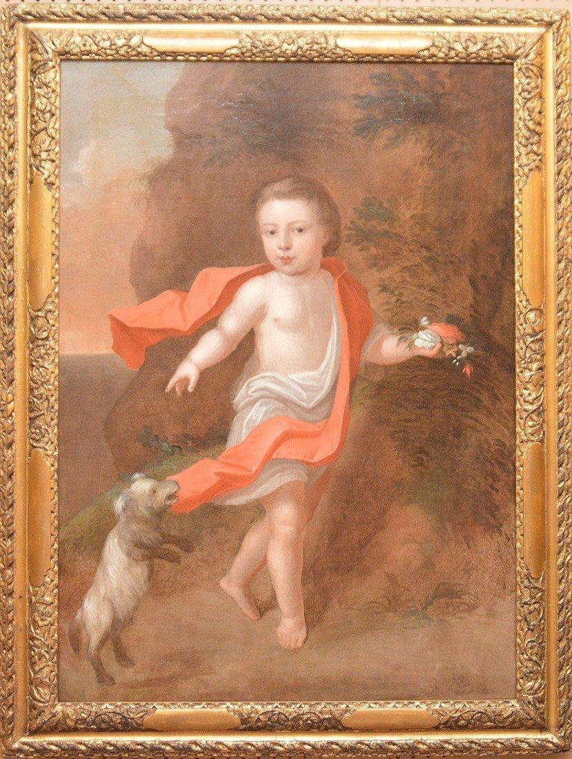 18th/19th Century Continental School, oil on canvas,