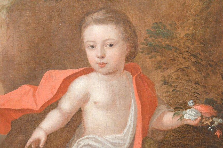 18th/19th Century Continental School, oil on canvas, - 2