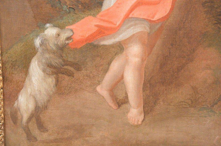 18th/19th Century Continental School, oil on canvas, - 4