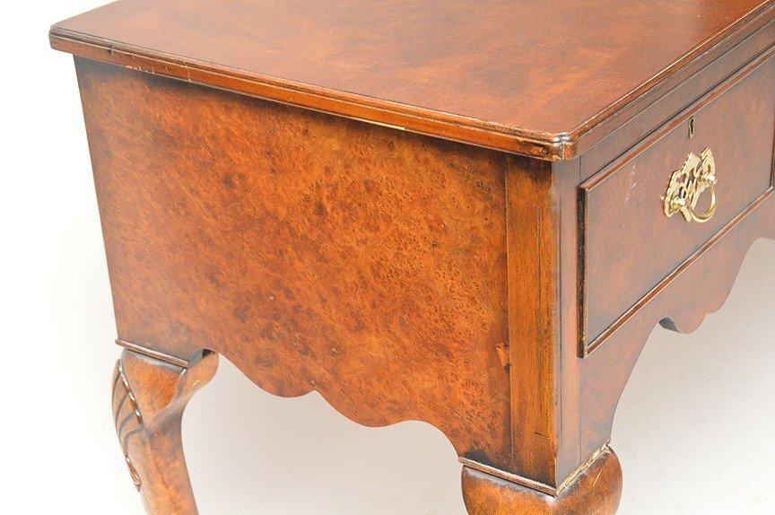 Fine custom sideboard, 4 side by side drawers on Queen - 3