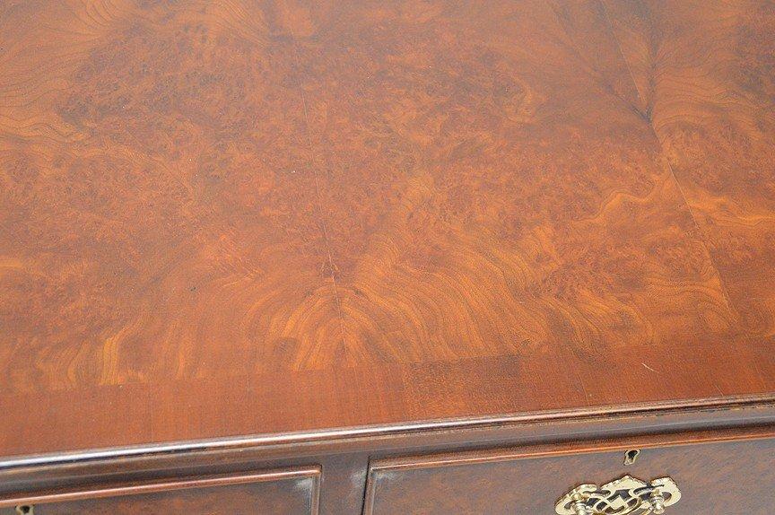 Fine custom sideboard, 4 side by side drawers on Queen - 5