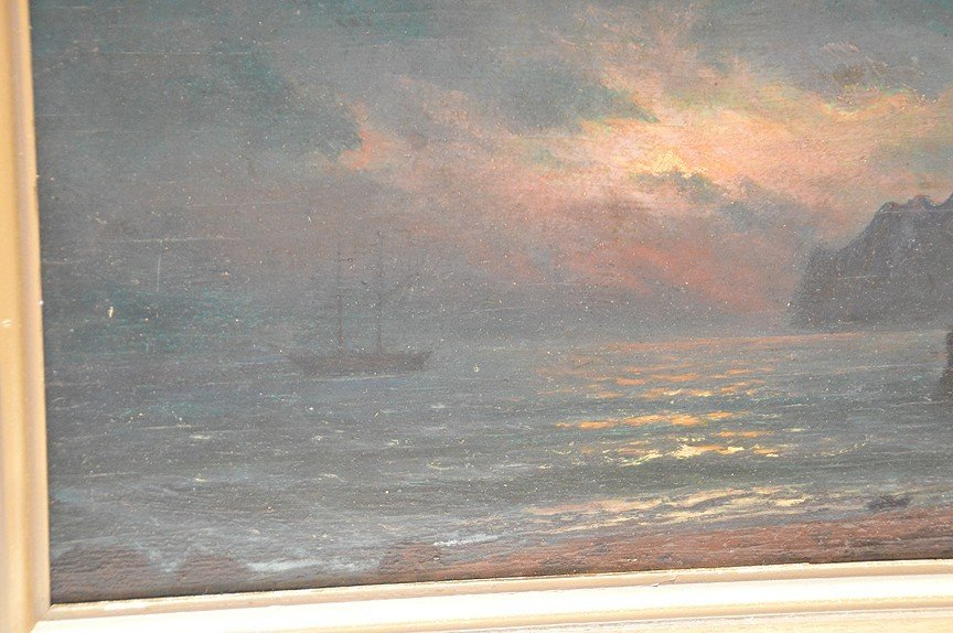 Attributed to: Ivan Konstantinovich Aivazovsky - 4