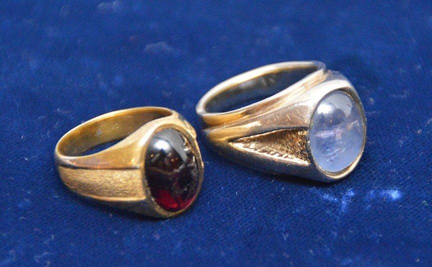 2 rings - 2
