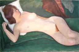 William Auerbach Levy, ( 1889-1964, N.Y. N.Y.) unf