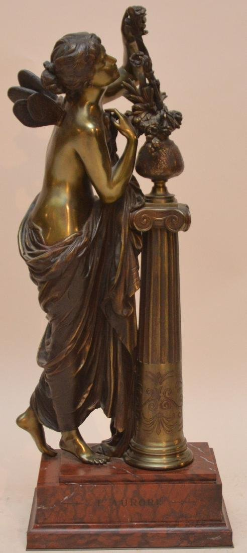 Large Bronze Sculpture by Mathurin Moreau (FRENCH,