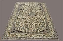 Oriental Rug/Carpet - Nain, 9.2 x 12.7