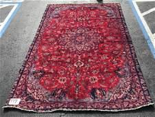 Large Persian rug 11 x 75