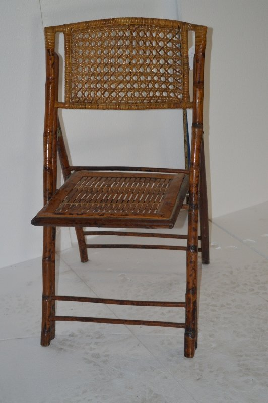 Bamboo Style Chair