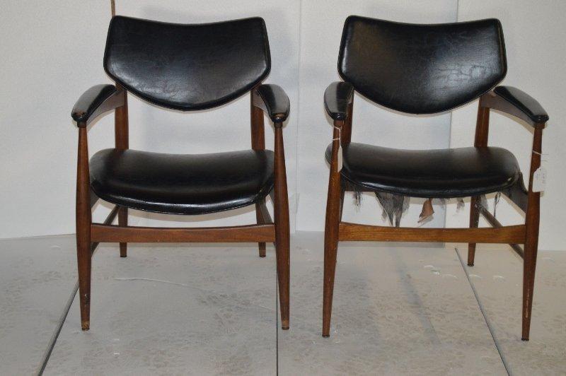 Classic Black Chairs
