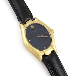 Revillon Paris 18K Gold Watch