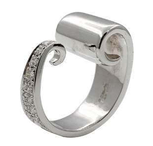 Scavia Diamond 18k Gold Ring