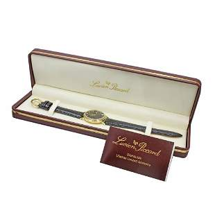 Lucien Piccard, 14k Gold Watch, 22478