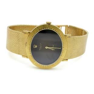Rolex Cellini 18k Gold Watch, Swiss