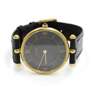 18k Gold Watch by Piaget, Van Cleef & Arpels