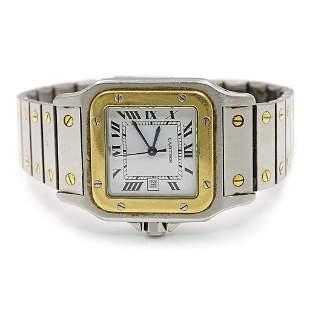 Cartier 18k Gold Watch, Swiss