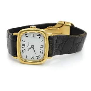 Baume & Mercier, 18k Gold Watch, Swiss