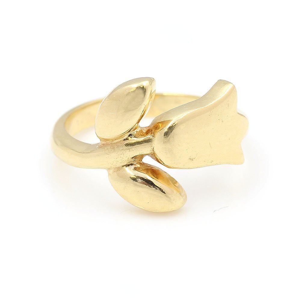 Tous 18k Gold Ring & Pair of Earrings - 4
