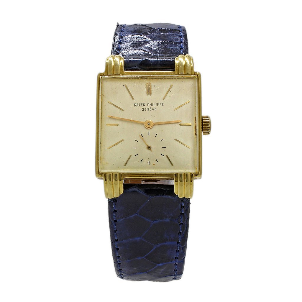 Patek Philippe 18k Gold Ladies Watch