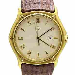 Ebel 18k Yellow Gold Watch