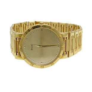 Piaget Dancer 18k Solid Gold Ladies Watch