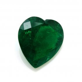 8.43 Ct. Unmounted Natural Emerald