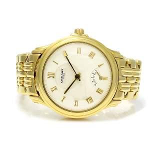 Chaumet 18K Gold Aquila Power Reserve Men's Watch