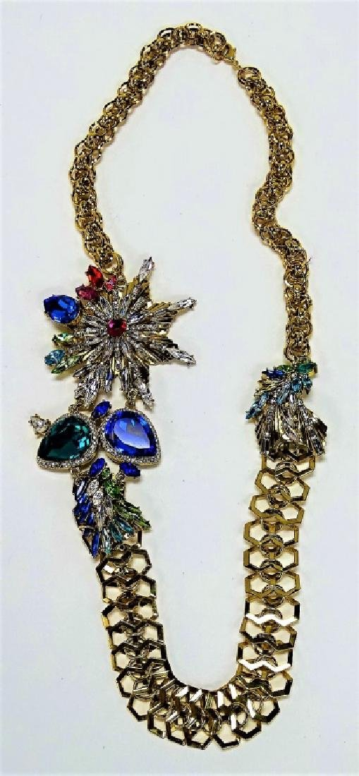 ERICKSON BEAMON COSTUME JEWELRY NECKLACE