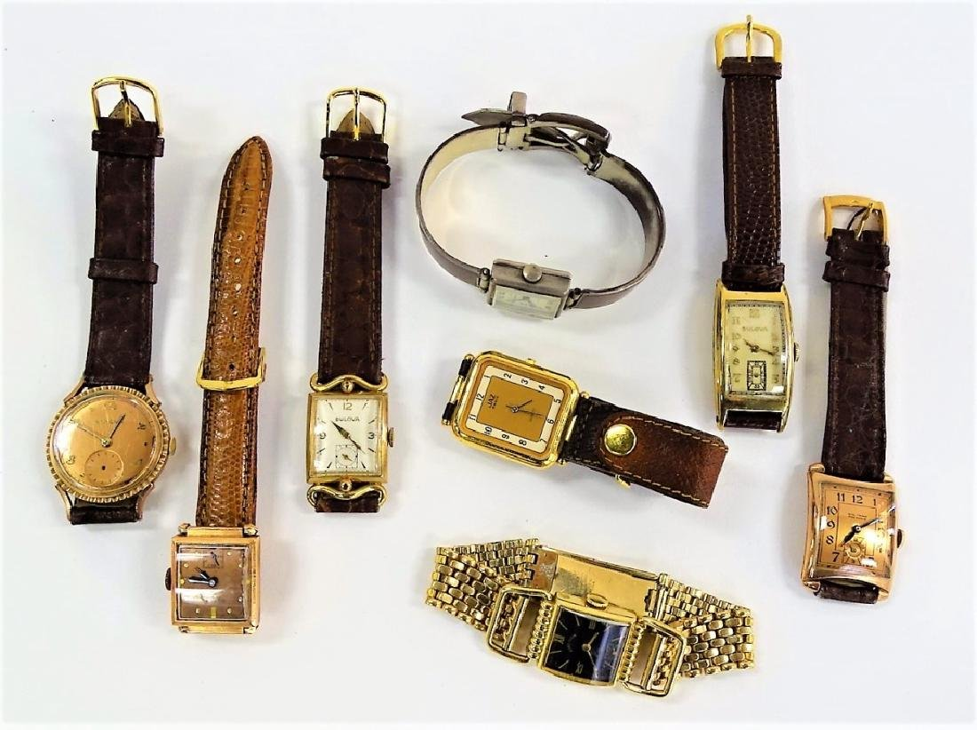 LARGE LOT OF COSTUME WATCHES